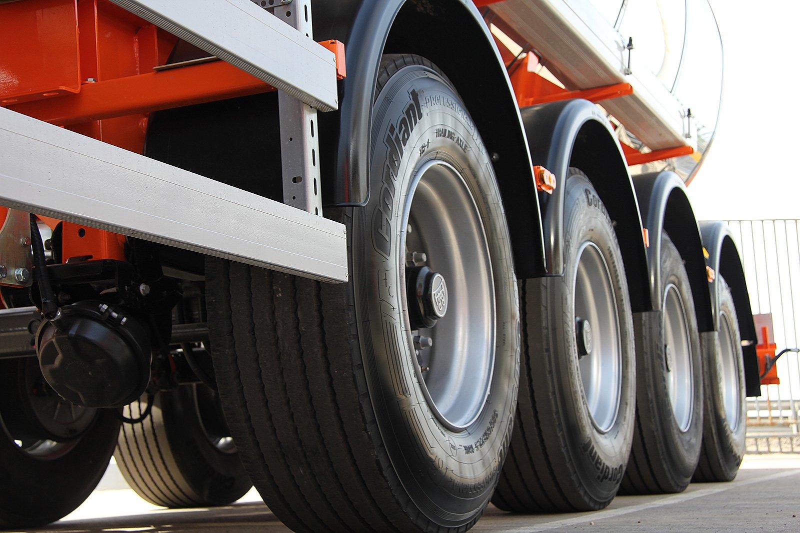 Шины для дальнобойщиков, которые реально экономят топливо
