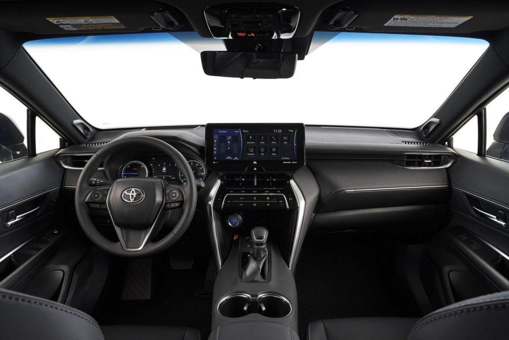 Toyota возрождает модель Venza: теперь это модный кроссовер