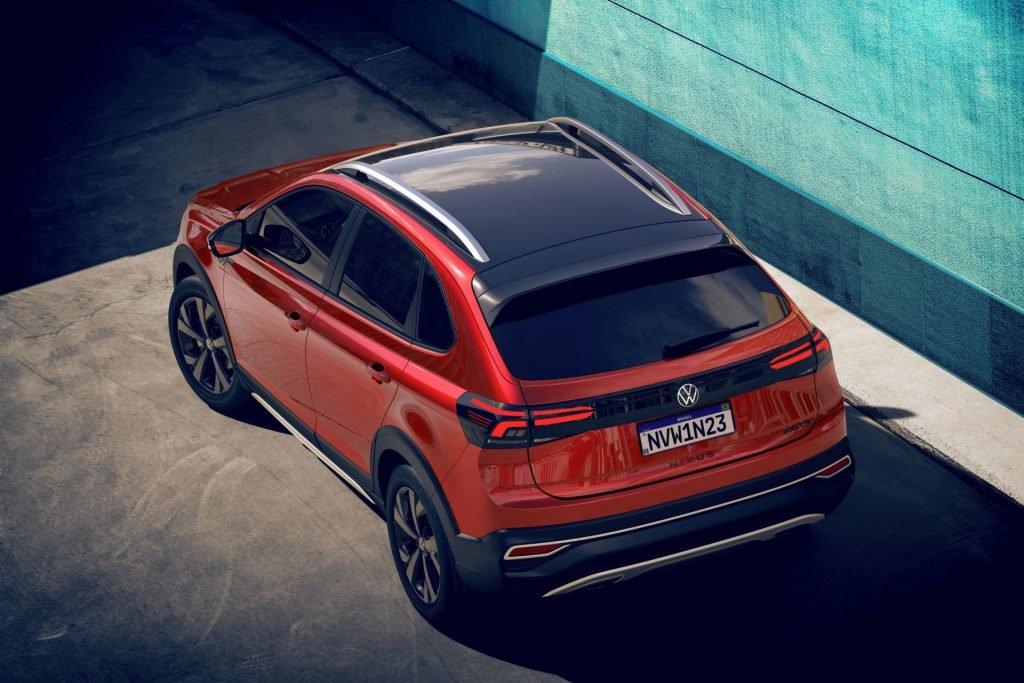 Кросс-лифтбэк Volkswagen Nivus из Бразилии станет глобальной моделью (видео)