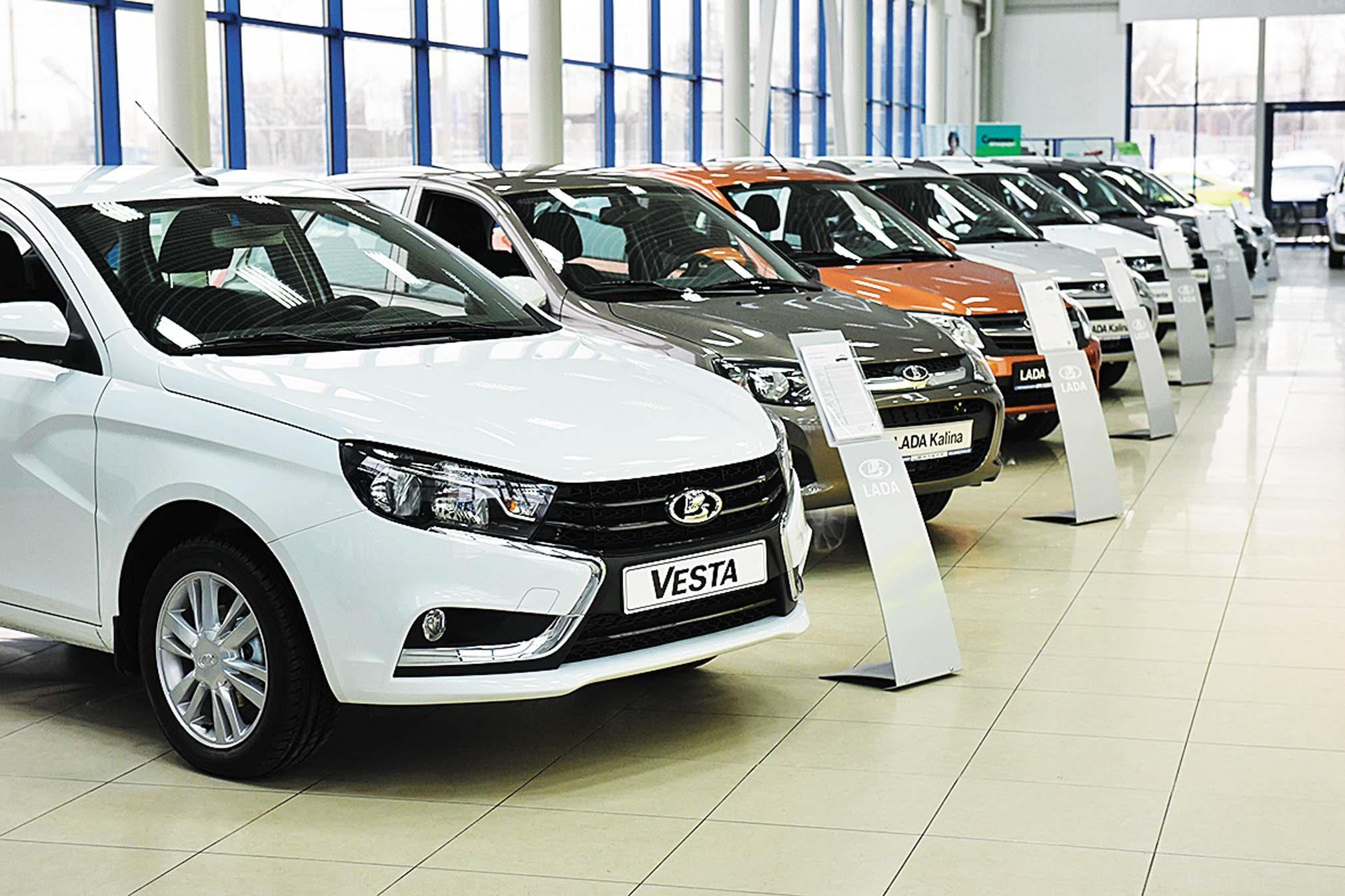 Минэкономики готовит дополнительные льготы на покупку  отечественных автомобилей