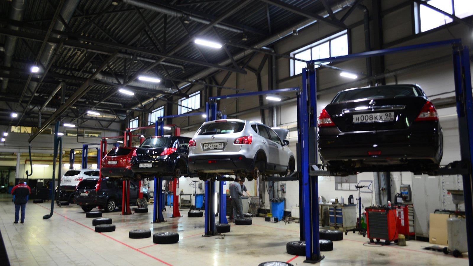 Автодилерам разрешили с 12 мая частично возобновить работу