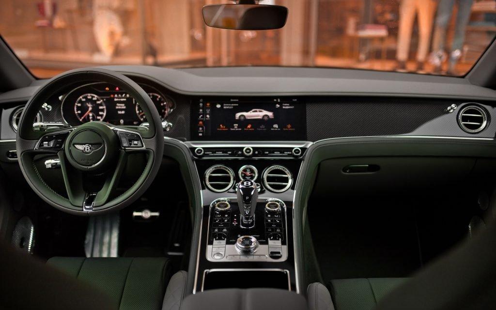 Купе Bentley Continental GT стало доступнее на полтора миллиона рублей