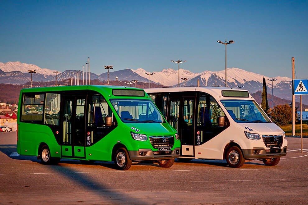 Первые товарные автобусы «Газель» City поступили к дилерам