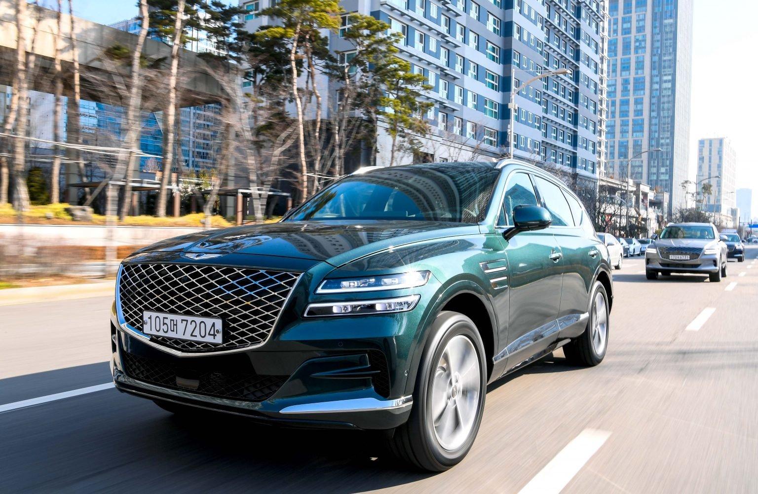 Hyundai привезет в Россию четыре новинки