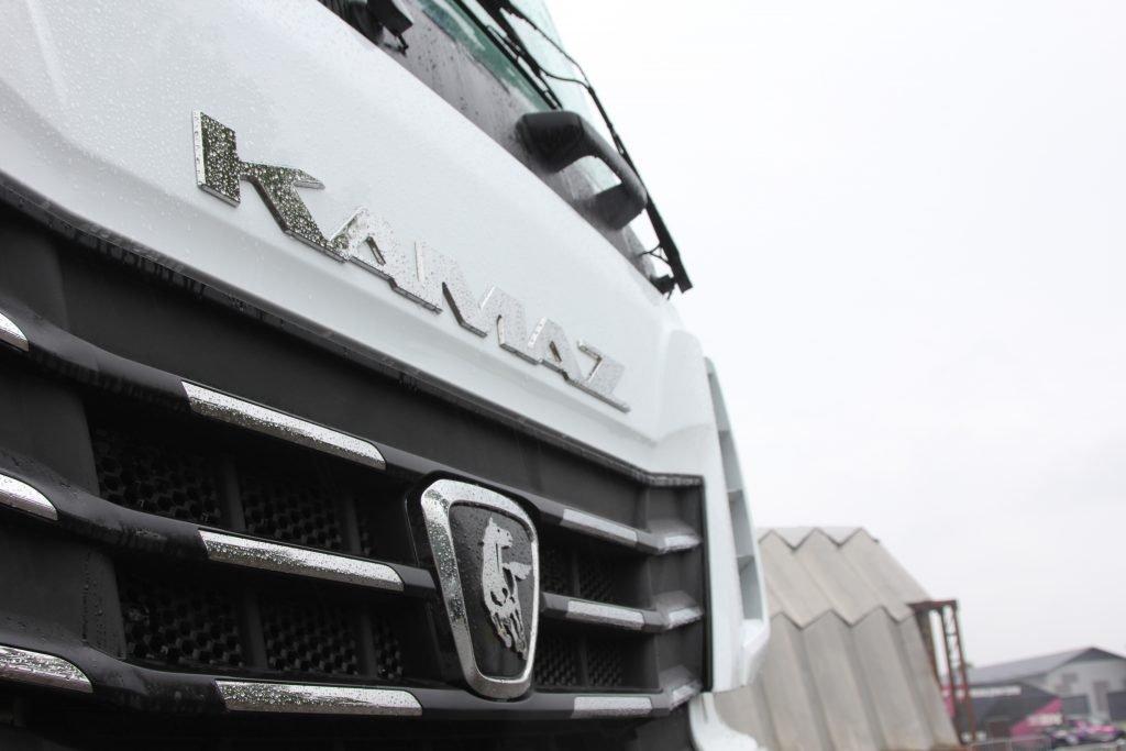 Начались испытания новейшего самосвала КАМАЗ с кабиной К5
