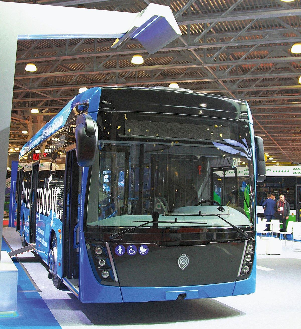 В Европе начался настоящий бум на электробусы. А что в России?