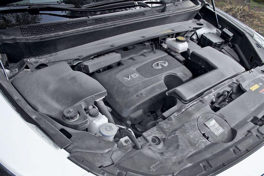 Взял Infiniti QX60 с пробегом 26 тыс. км. Делаю выводы после 5 месяцев за рулем