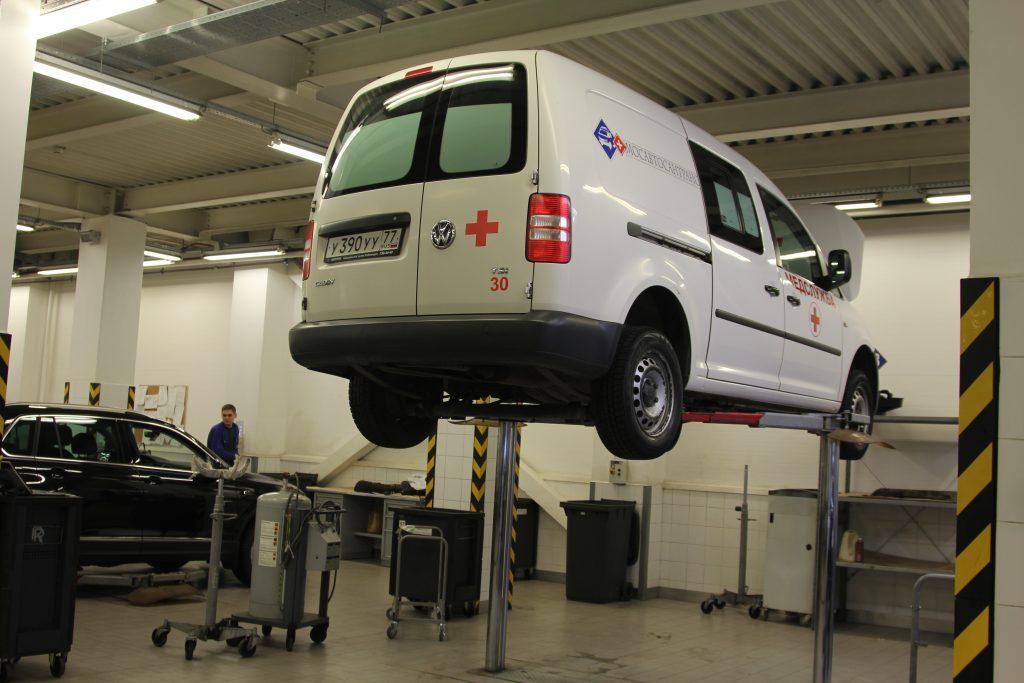 Дилеры марки Volkswagen Коммерческие автомобили объявили о постепенном возобновлении работы