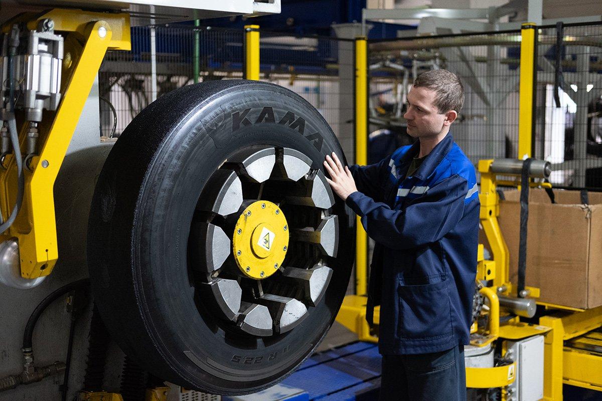 Восстановленные шины KAMARETREAD— эффективная стратегия по оптимизации расходов