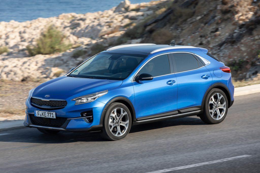 Kia XCeed российской сборки готовы к старту продаж
