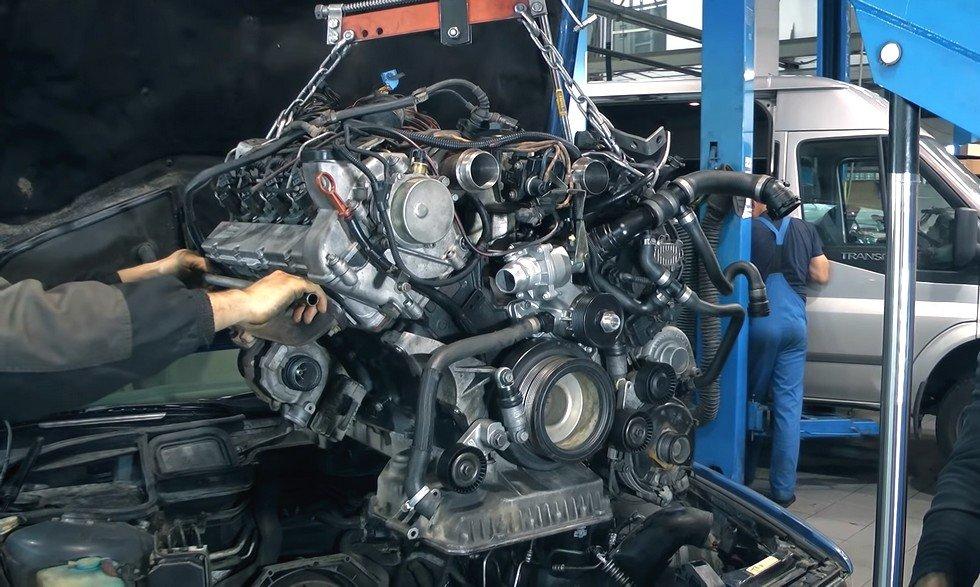 Надёжный дизельный двигатель