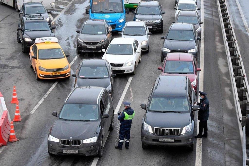 После 11 мая московских и подмосковных водителей ждет новая волна незаконных штрафов
