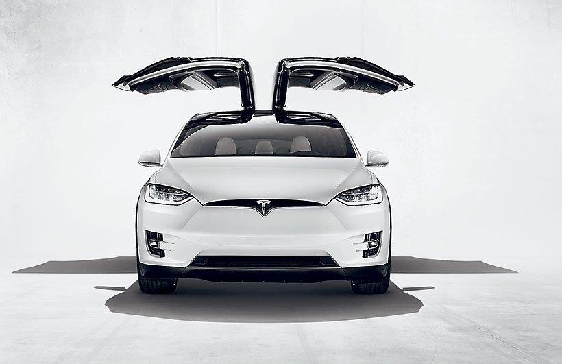 Илон Маск обрушил акции Tesla одной фразой