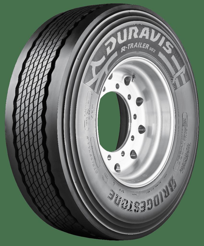Для шоссе и магистралей: Bridgestone Россия и СНГ выпускает на рынок новую линейку грузовых шин смешанного применения Duravis R002