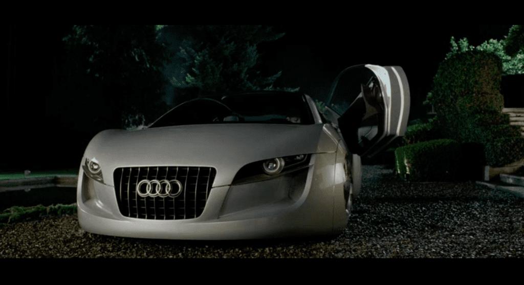 10 концепт-каров, которые снялись в кино