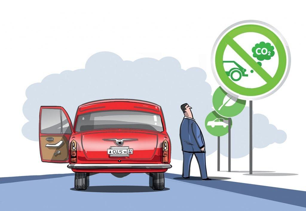 В России под запретом могут оказаться миллионы  автомобилей. Кто виноват и что делать?