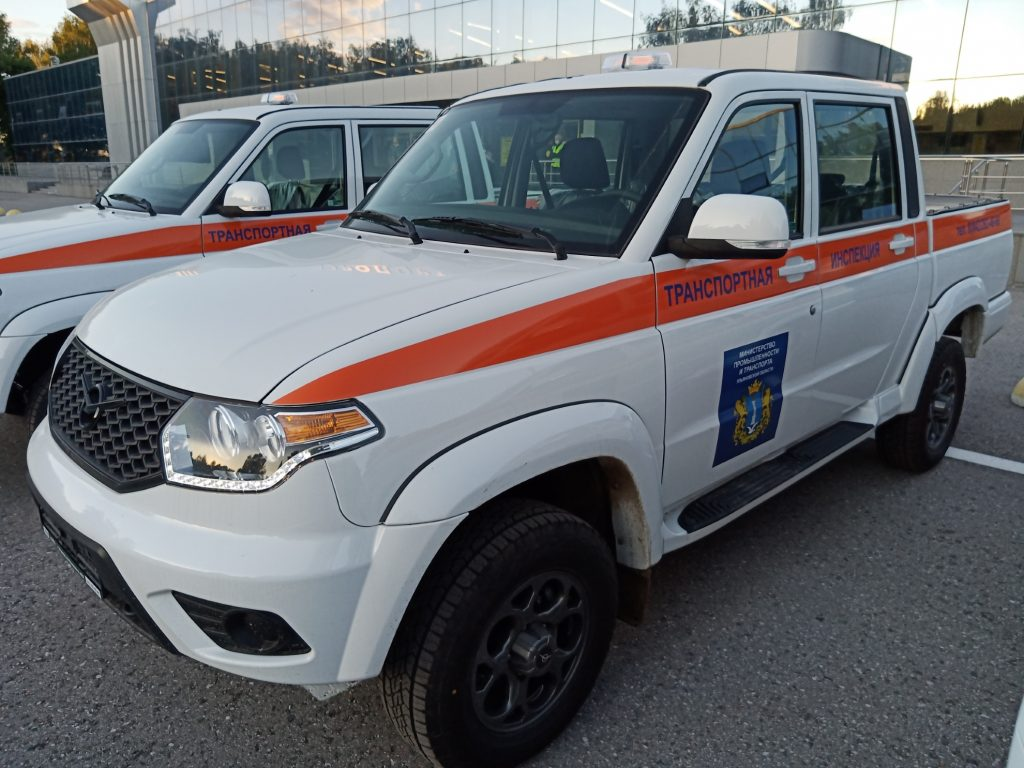 УАЗ-«Пикап» получил автоматическую коробку передач