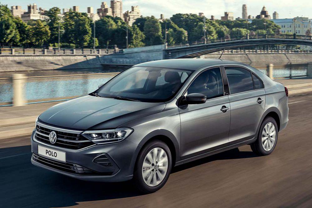 Первые новые Polo уже едут к дилерам VW