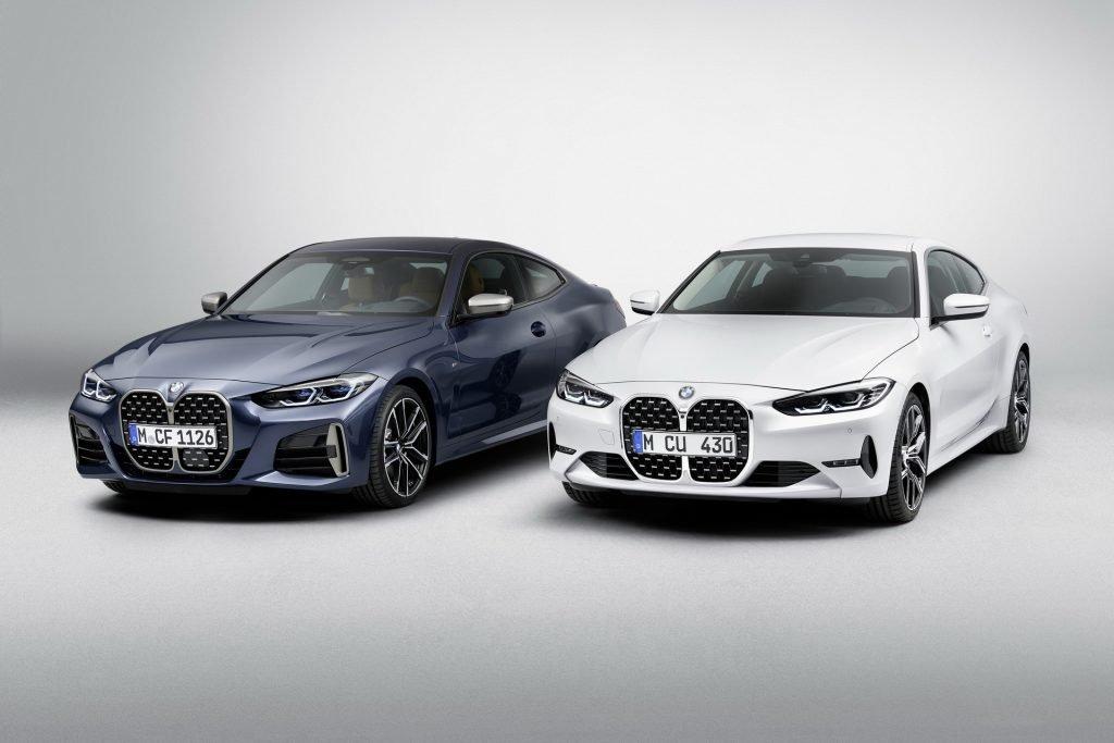 Новое купе BMW 4 серии раскрыли до официального дебюта