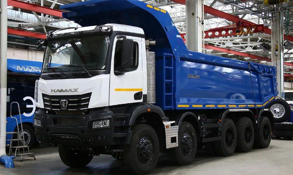 Карьерный рост: «КАМАЗ» готовит конкурента «БелАЗу»