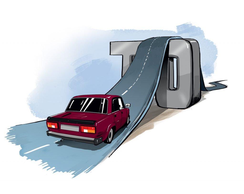 Старикам тут не место: в России хотят запретить старые автомобили