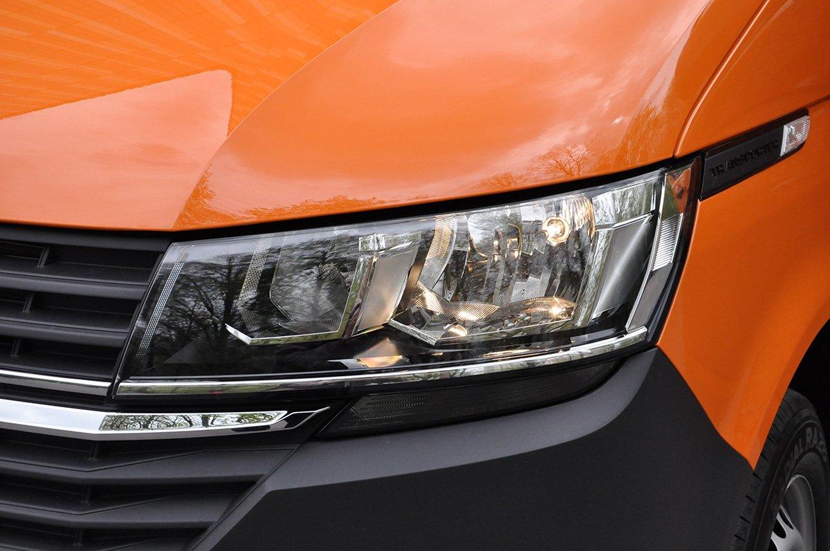 Тест Volkswagen Transporter Kasten 6.1. Все плюсы и минусы обновленного «Транспортера»