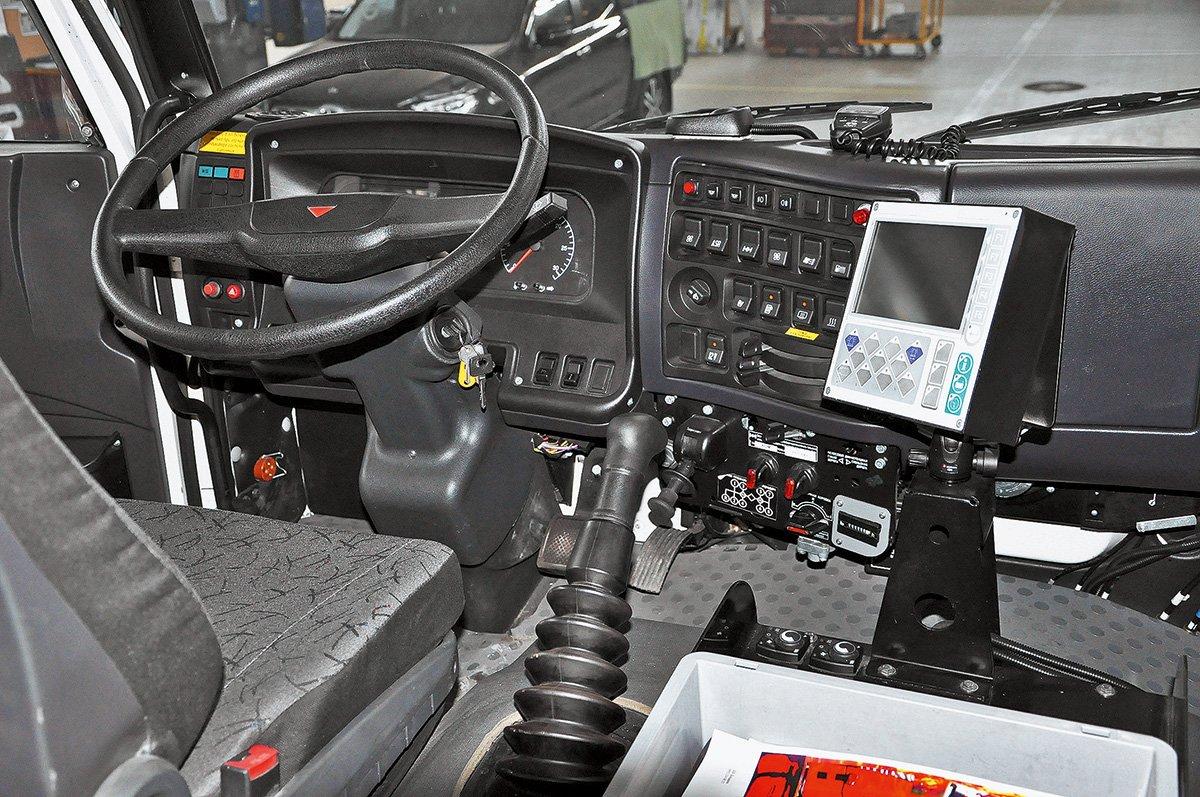 Сделано в России:  уникальный вездеход АСА-30, созданный для МЧС на базе КАМАЗА