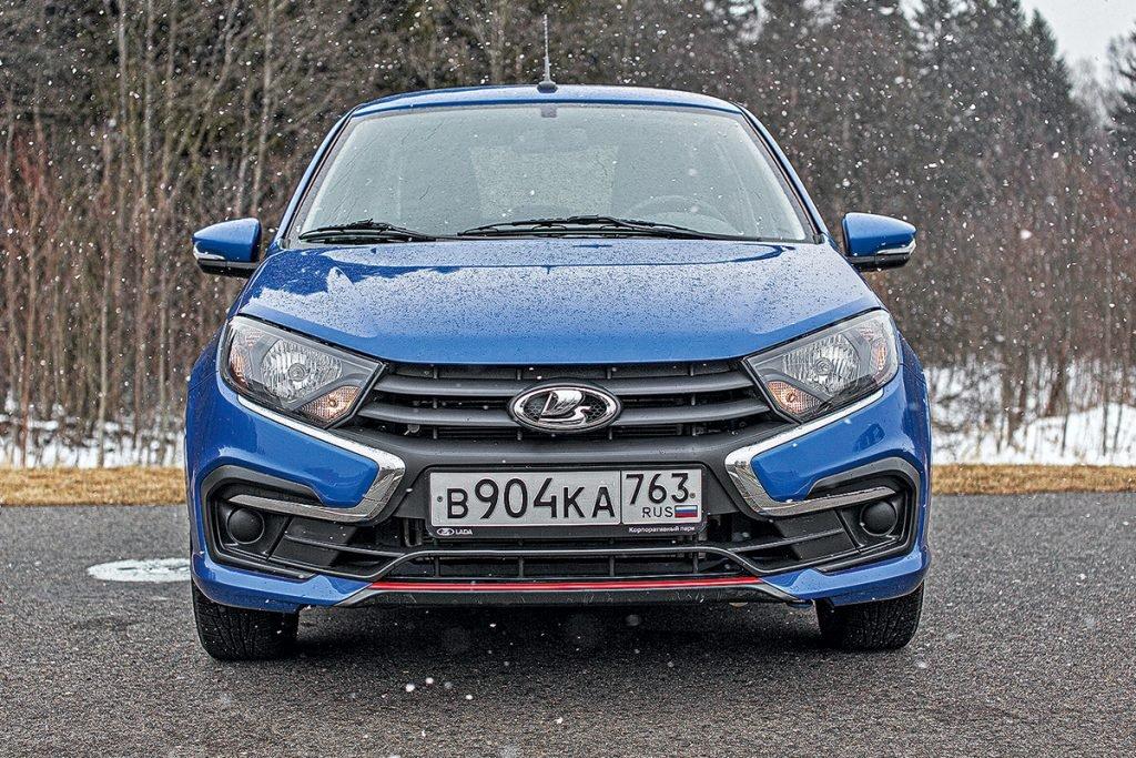 В России резко вырос спрос на автомобили Lada