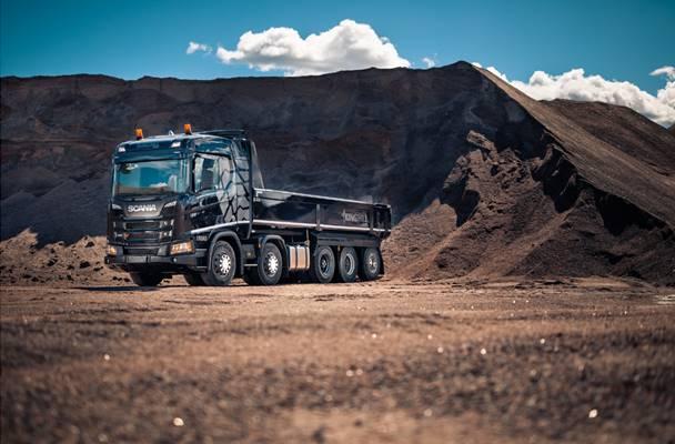 Актуальный размер: Nokian Tyres представляет грузовые шины Nokian R-Truck в новом типоразмере XL