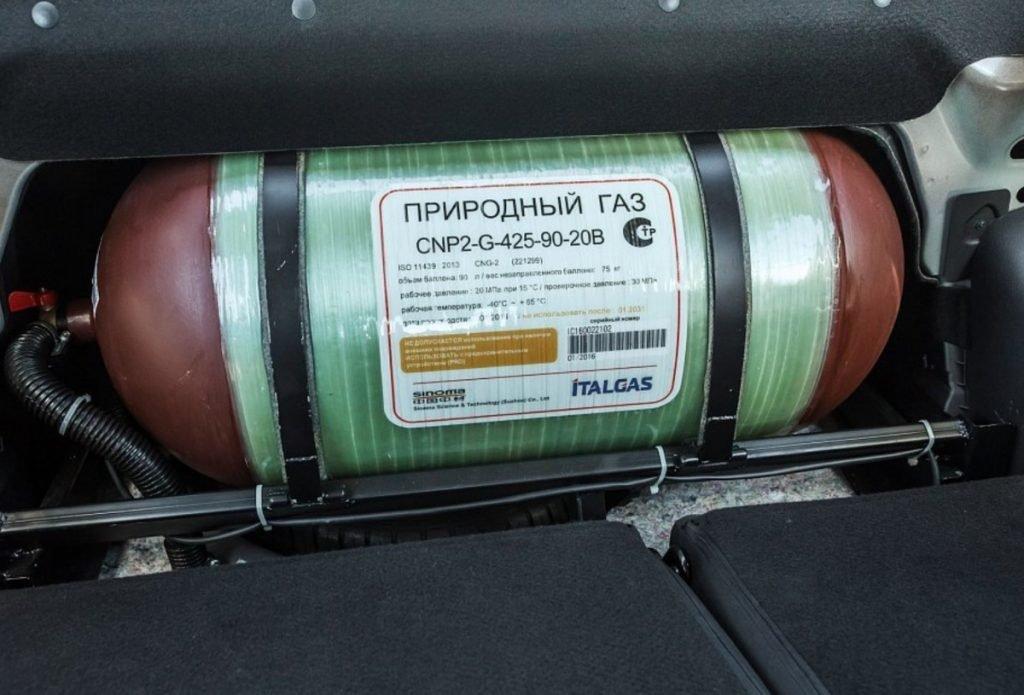 Переоборудование машин на газ существенно подешевеет