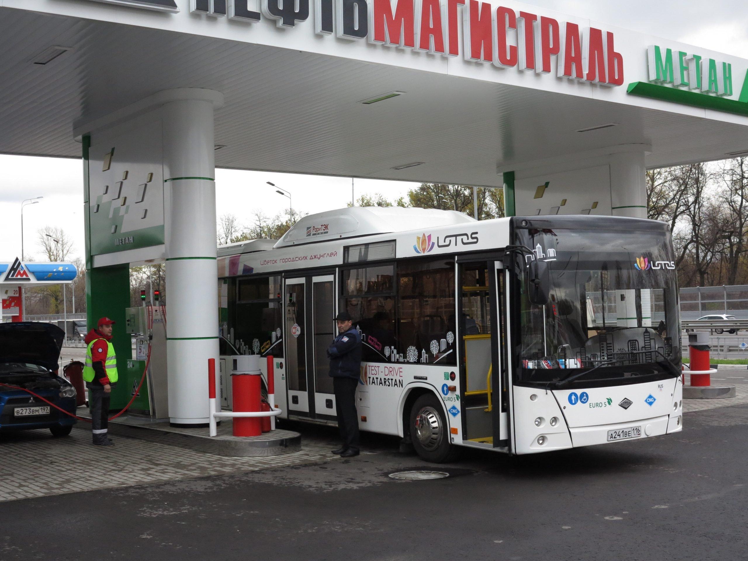 Государство субсидирует больше половины расходов автовладельцев по переводу транспорта на природный газ