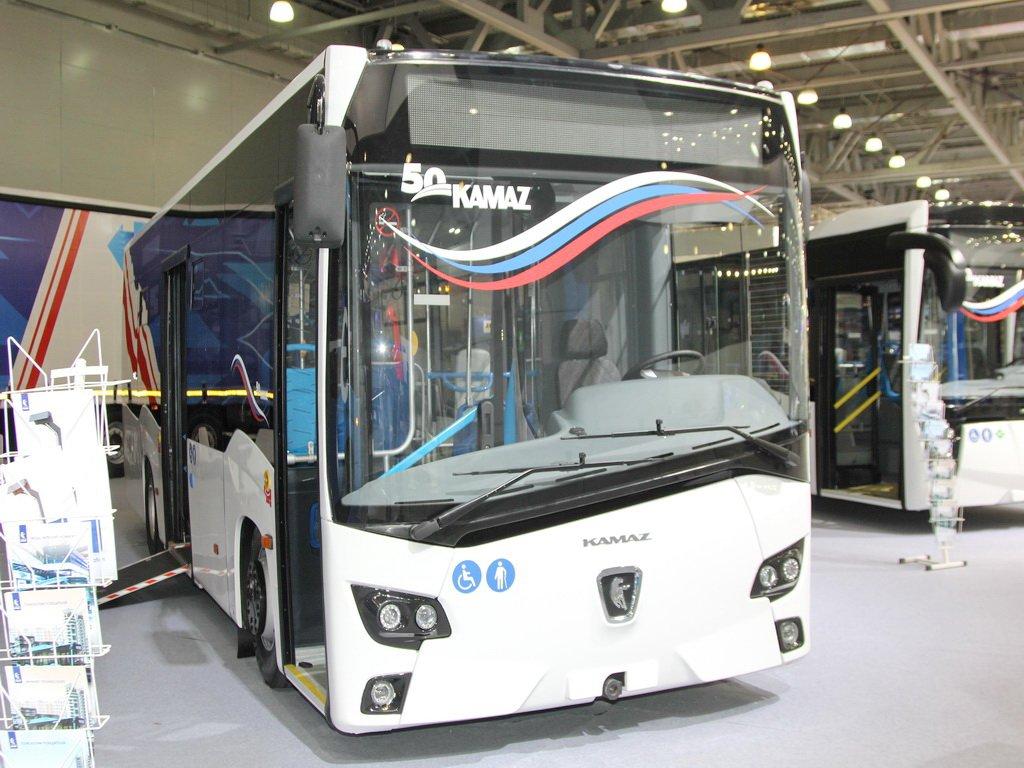 Доступный городской: «КАМАЗ» приступил к испытаниям нового автобуса
