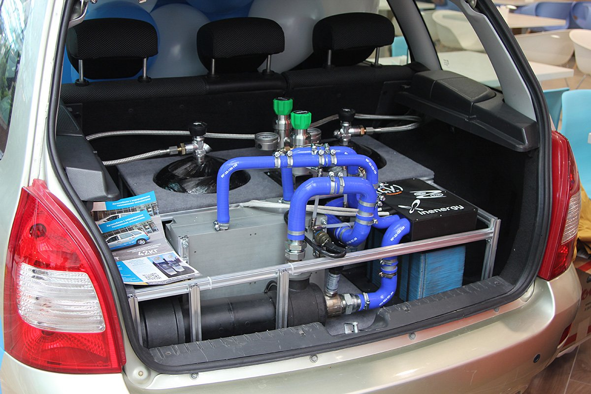 Американцы построили первый вмире водородный среднетоннажный грузовик. Ачто вРоссии?