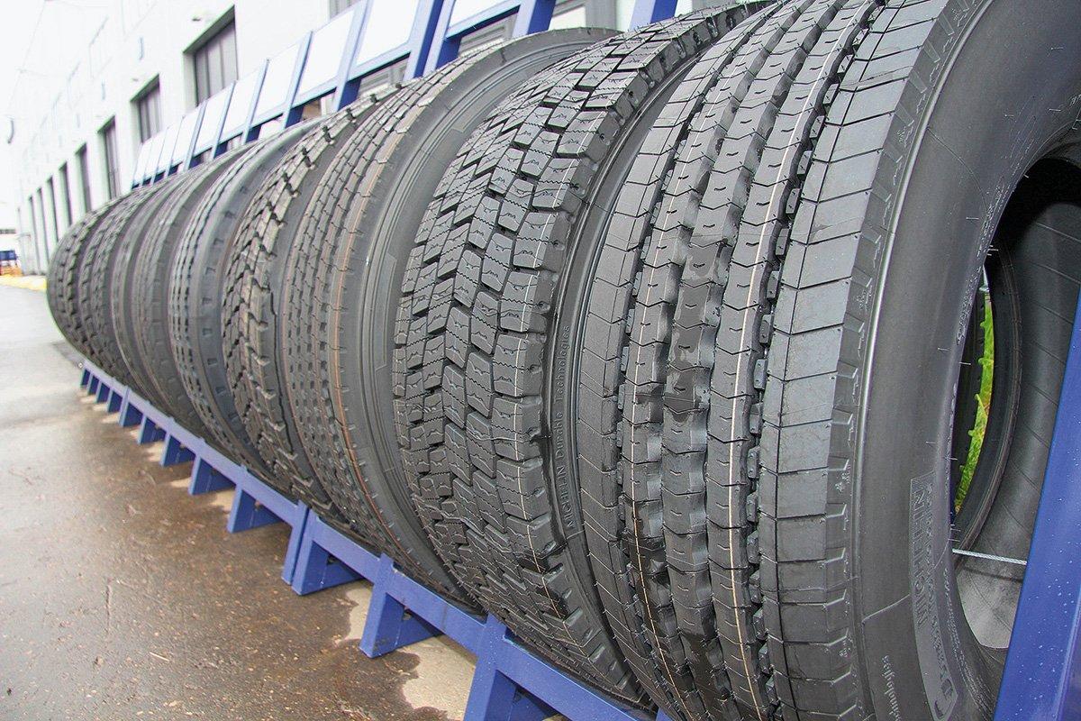 Какие шины для грузовиков популярны в России и почему