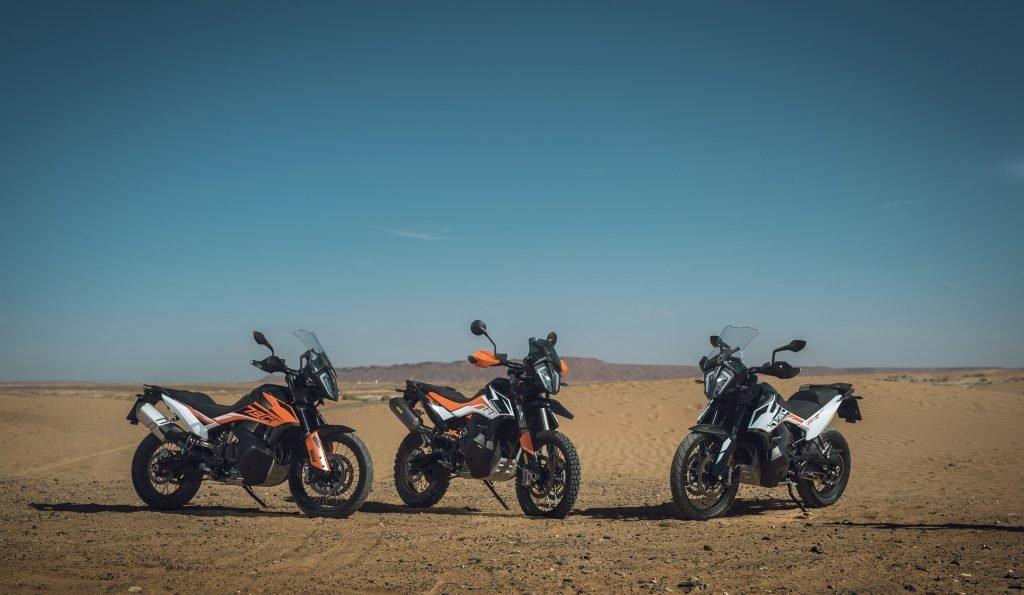 KTM 790 Adventure: мотоцикл двойного назначения по цене кроссовера