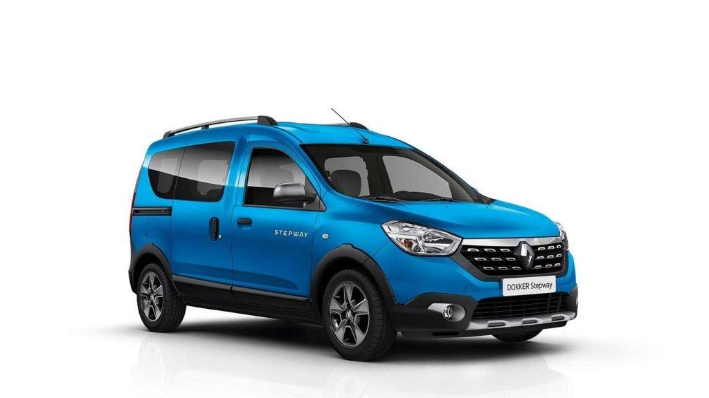 Renault Dokker уходит с российского рынка