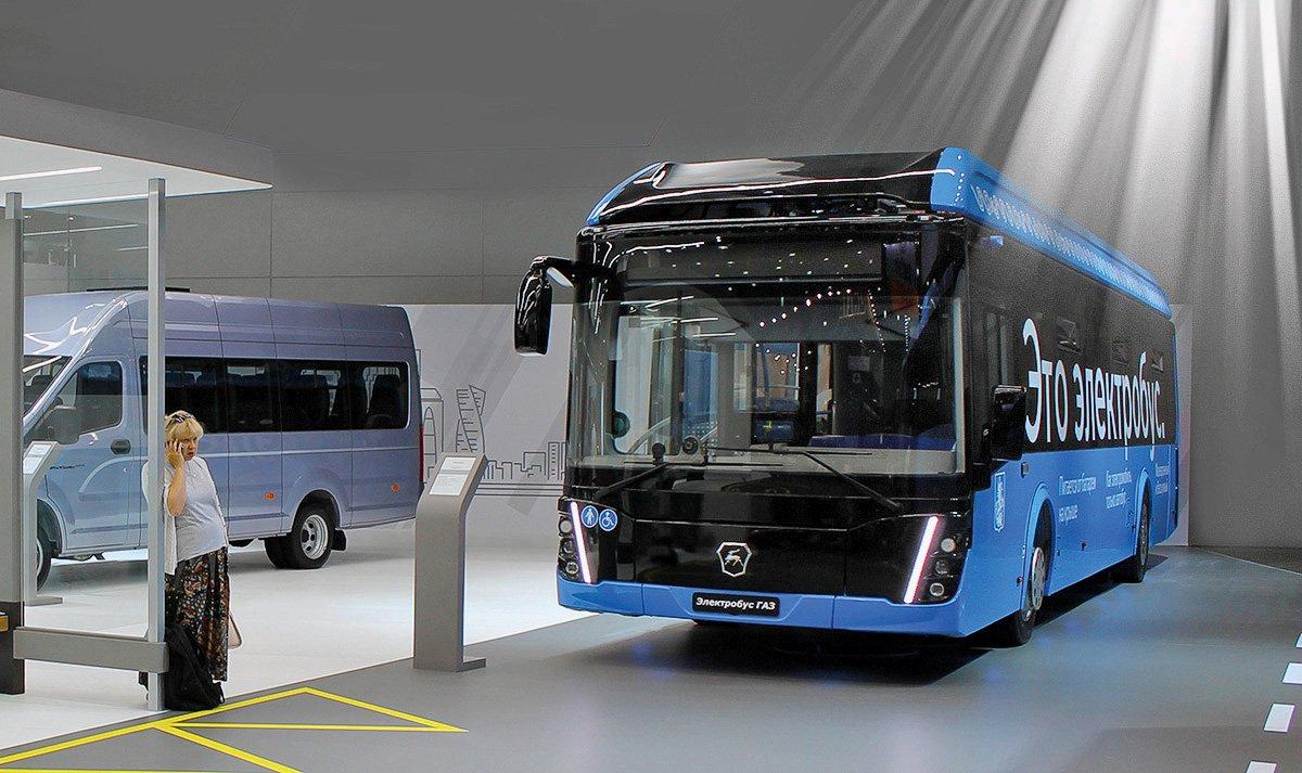 Электробусы в России: заводы получили сотни заказов, а скоро счет пойдет на тысячи