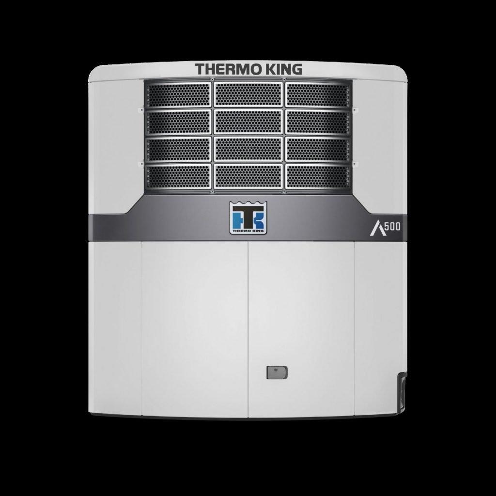 Thermo King выпускает новую холодильную установку для полуприцепов, модель Advancer