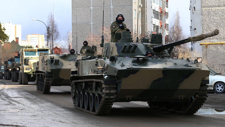 Опубликован список московских улиц, которые перекроют утром 25 июня