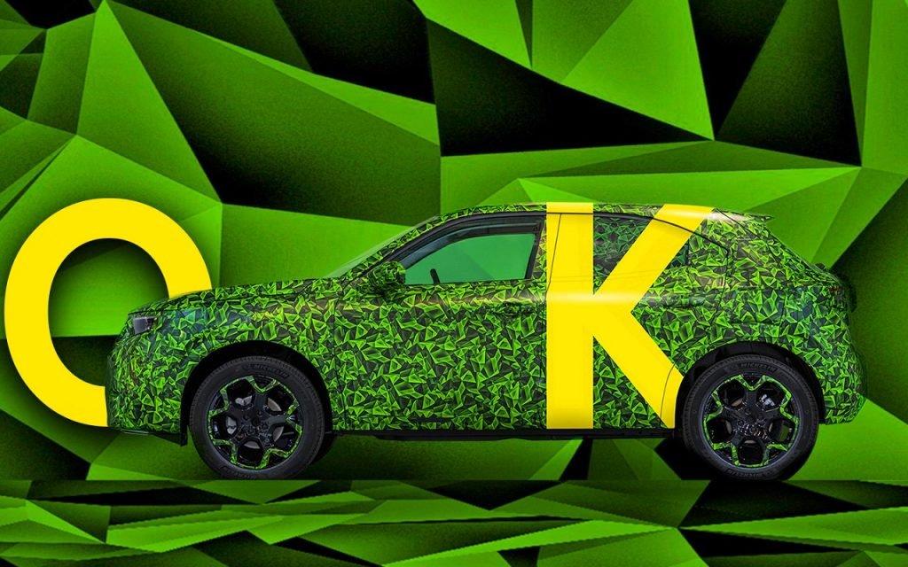 Кроссовер Mokka примерит новую дизайнерскую концепцию Opel