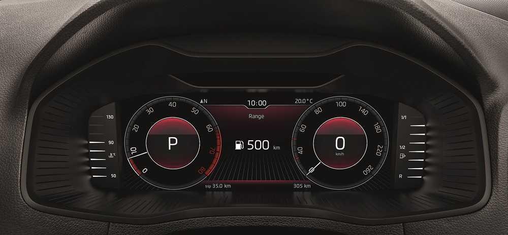 Российский модельный ряд Skoda получил кучу приятных опций