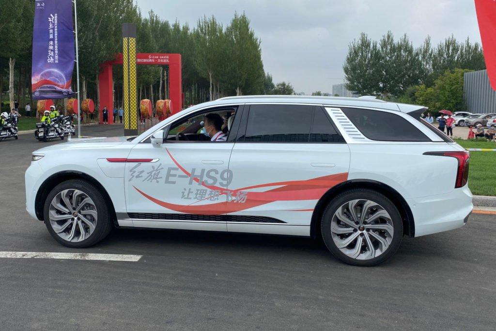 Китайцы показали роскошный суперкроссовер
