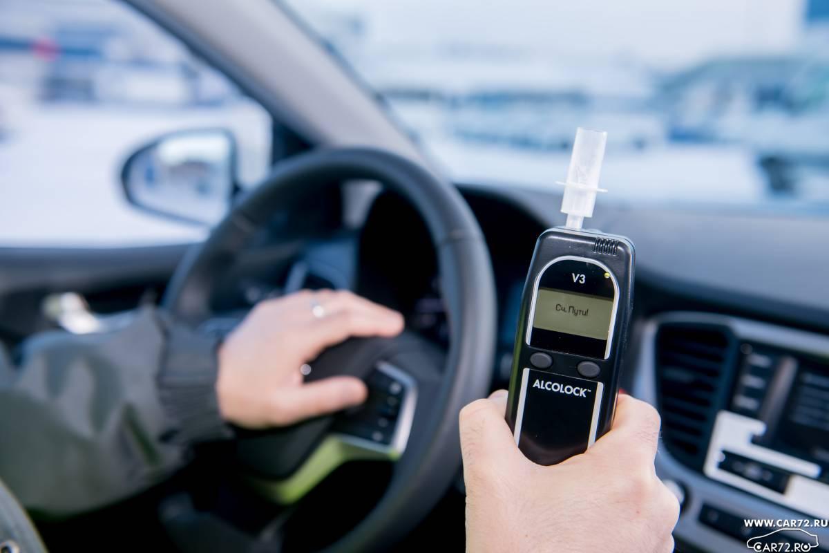 Минпромторг снова хочет заставить всех водителей «дуть в трубочку»