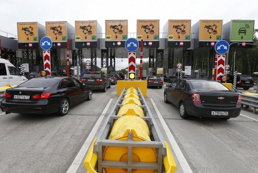 После повышения тарифов у многих водителей возникли проблемы с транспондерами «Автодора»