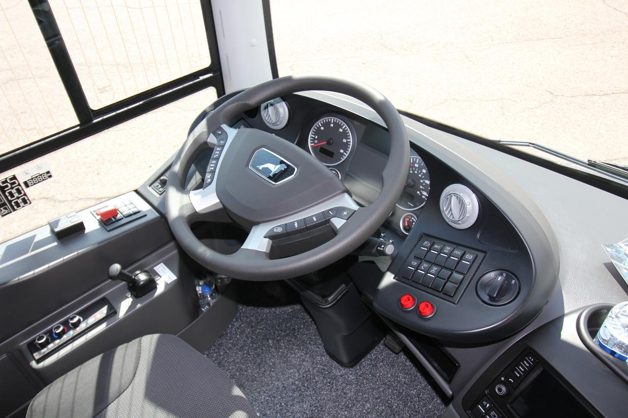 MAN Lion's Intercity с пакетом Advance представит бренд в премии «Лучший коммерческий автомобиль года в России»