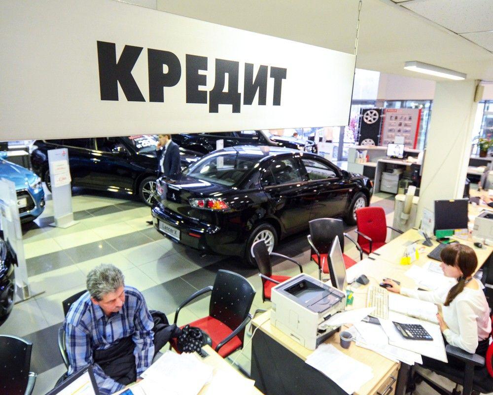 Россияне стали брать больше кредитов на покупку автомобиля