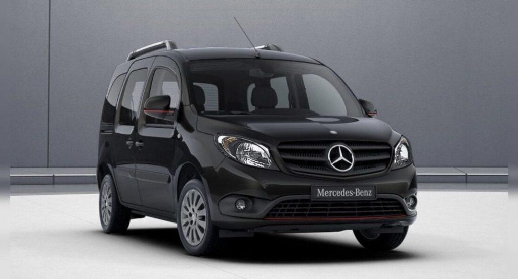 Mercedes придумал новый класс автомобилей для бизнесменов