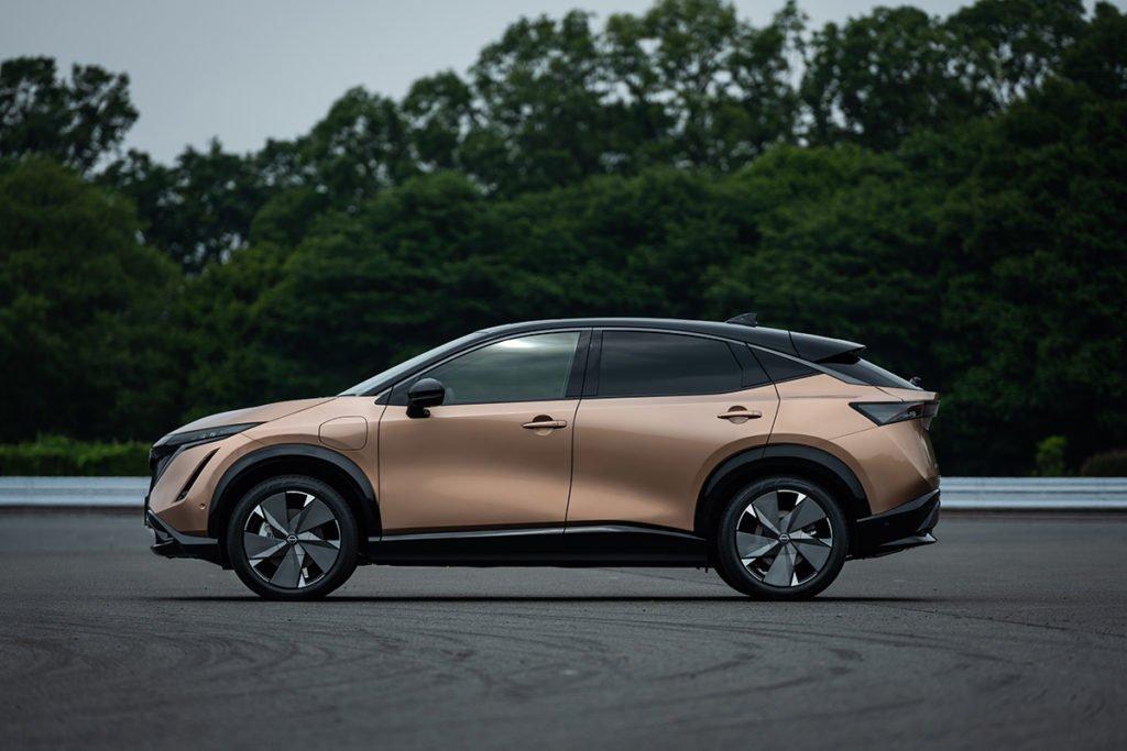 Nissan Ariya имеет все шансы стать первым популярным электромобилем в России