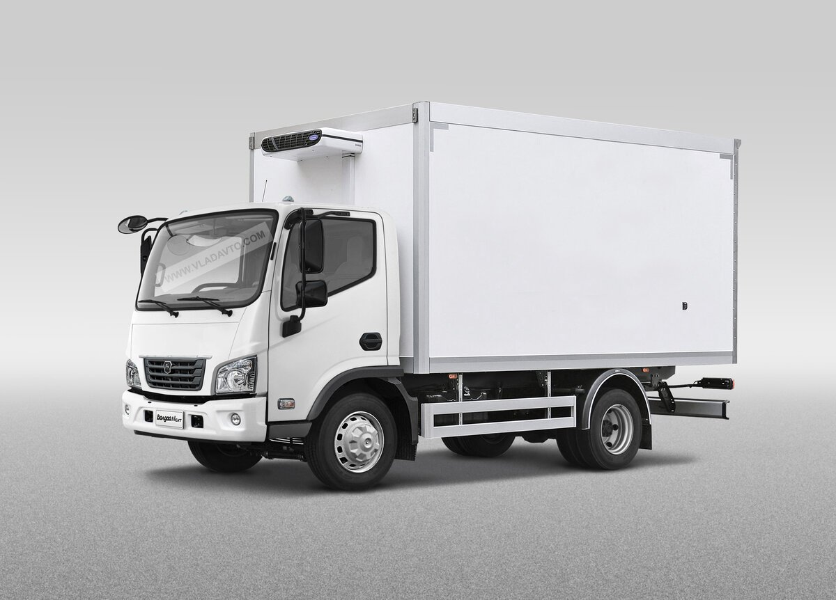 Группа ГАЗ выпустит бескапотный грузовичок «Валдай NEXT» до конца года