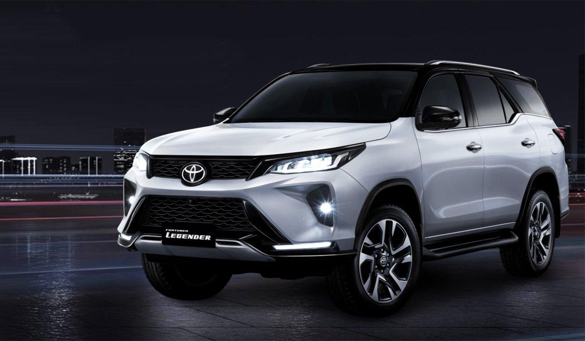 Обновлённые Toyota Hilux и Fortuner готовы выйти на российский рынок